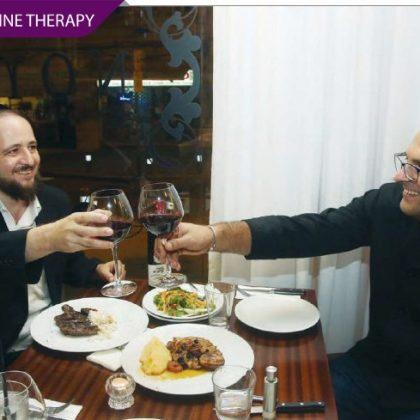 ג'רוזלם פוסט /  Wine Therapy